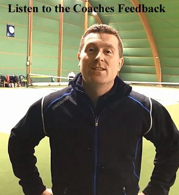 Hear feedback from the coaches at Chapel Allerton Tennis & Squash Club on their LED sports lighting.